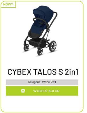 Cybex Talos S 2in1