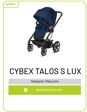 Cybex Talos S Lux