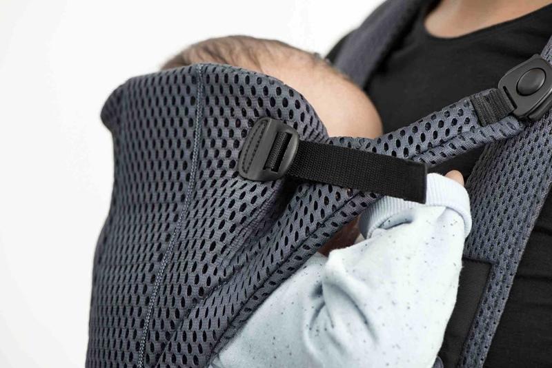 babybjorn move 3d mesh nosidełko