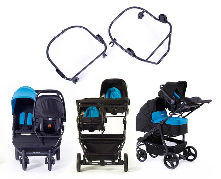 baby monsters easy twin 3.0s lt wózek bliźniaczy