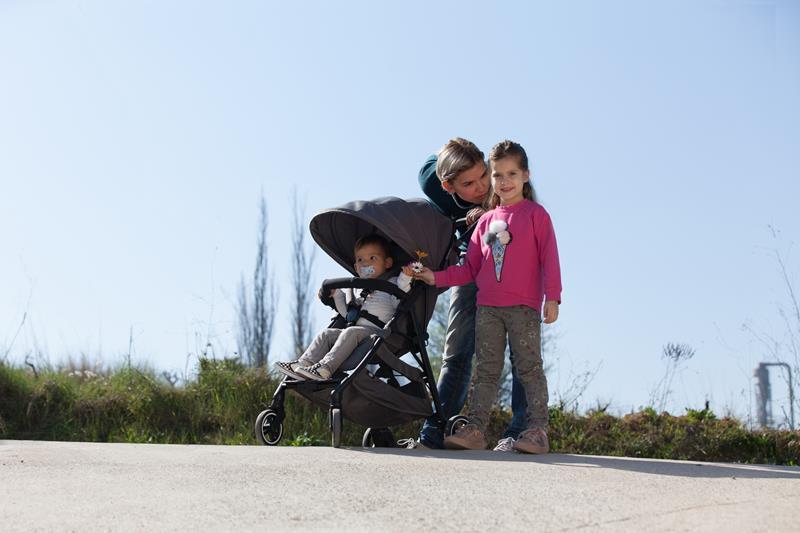 BABY MONSTERS WÓZEK KUKI 2.0 + ZESTAW KOLORYSTYCZNY