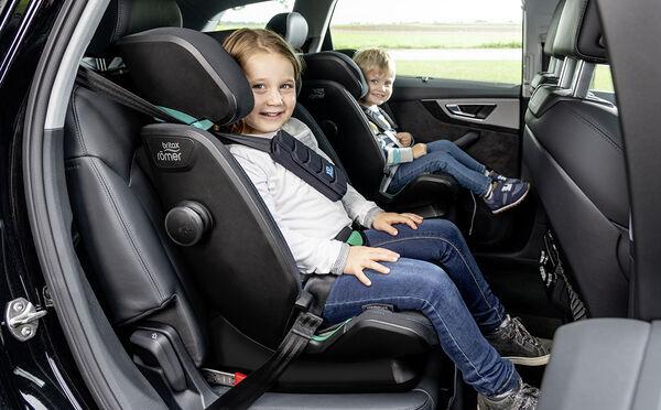 britax & romer advansafix i-size fotelik samochodowy