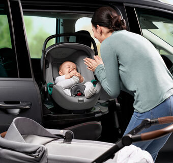 Britax&Romer Baby-Safe iSense fotelik