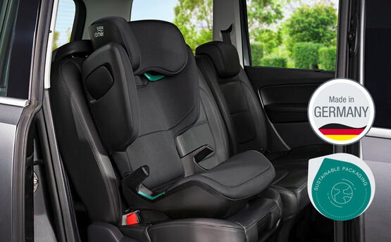 britax & romer kidfix m i-size fotelik samochodowy