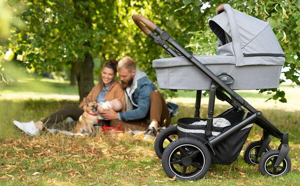 britax & romer smile 3 wózek spacerowy