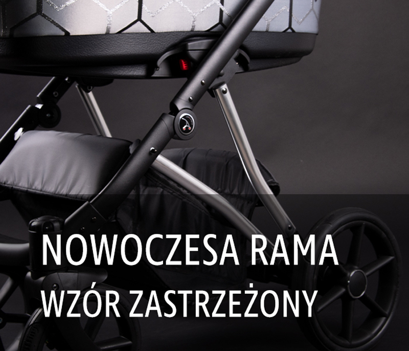 coletto craft wózek 2w1