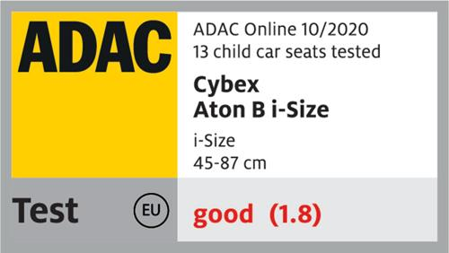 cybex aton b i-size fotelik samochodowy