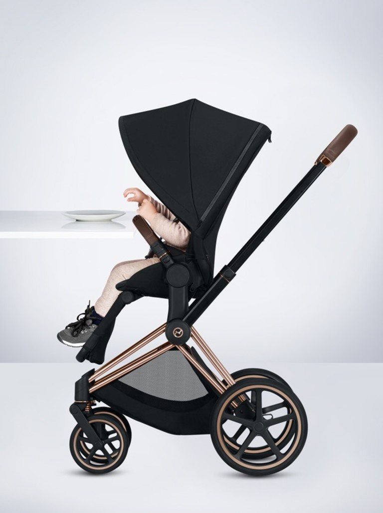 Cybex Priam 2.0 Jeremy Scott Wings Wózek 3w1