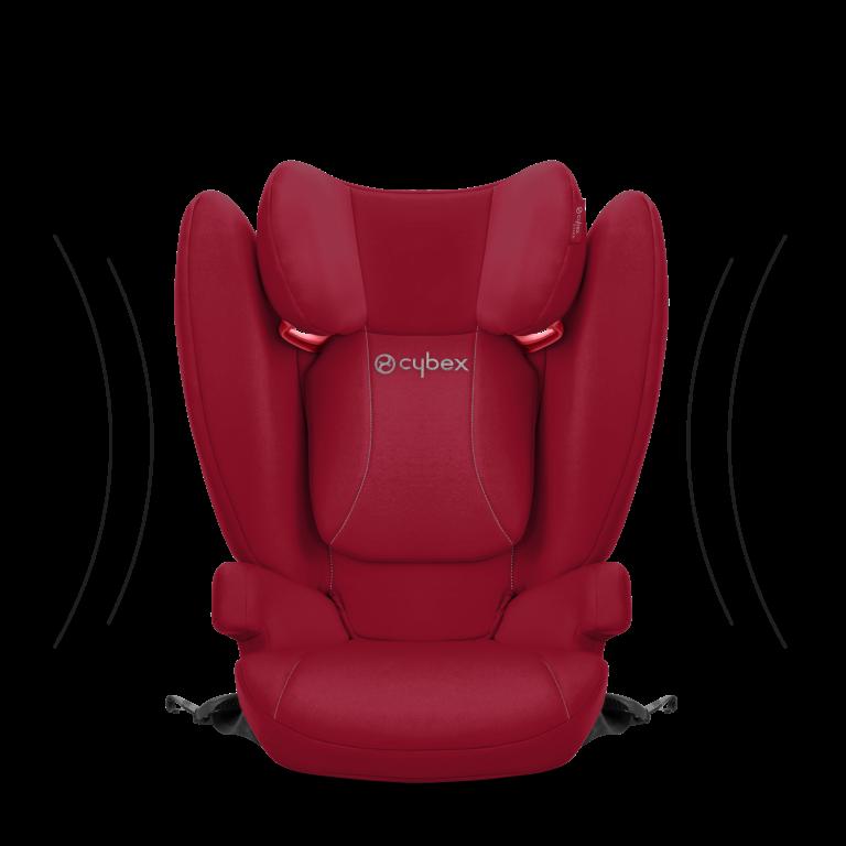 cybex solution b-fix fotelik samochodowy