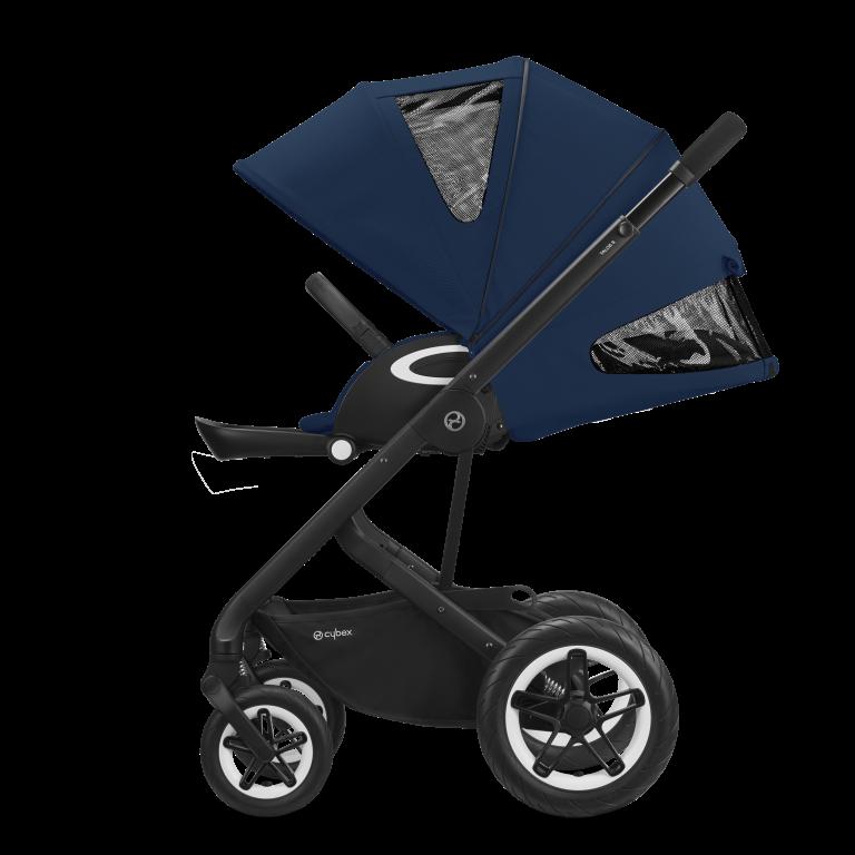 cybex talos s lux wózek spacerowy