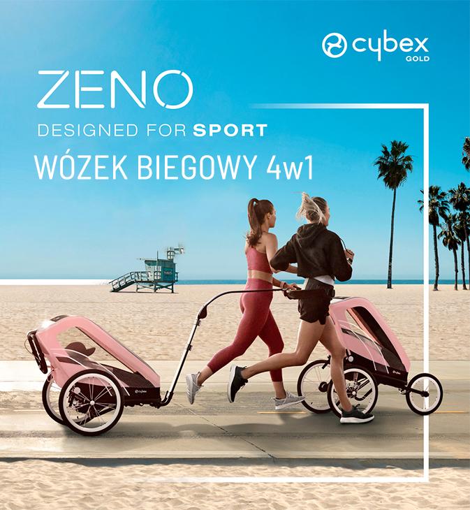 Cybex Zeno wielofunkcyjny wózek do biegania