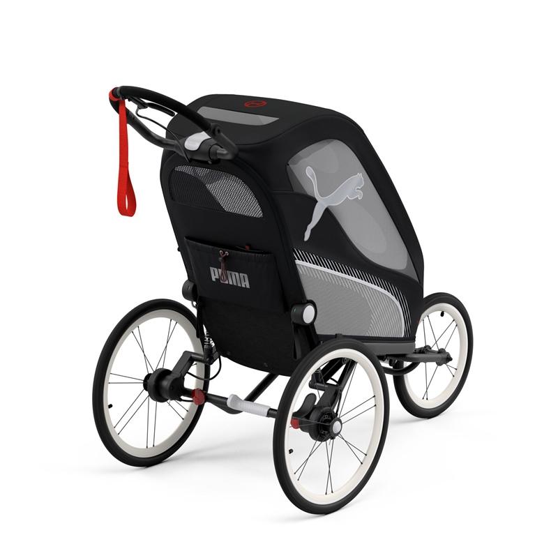 cybex zeno one box wózek do biegania by puma