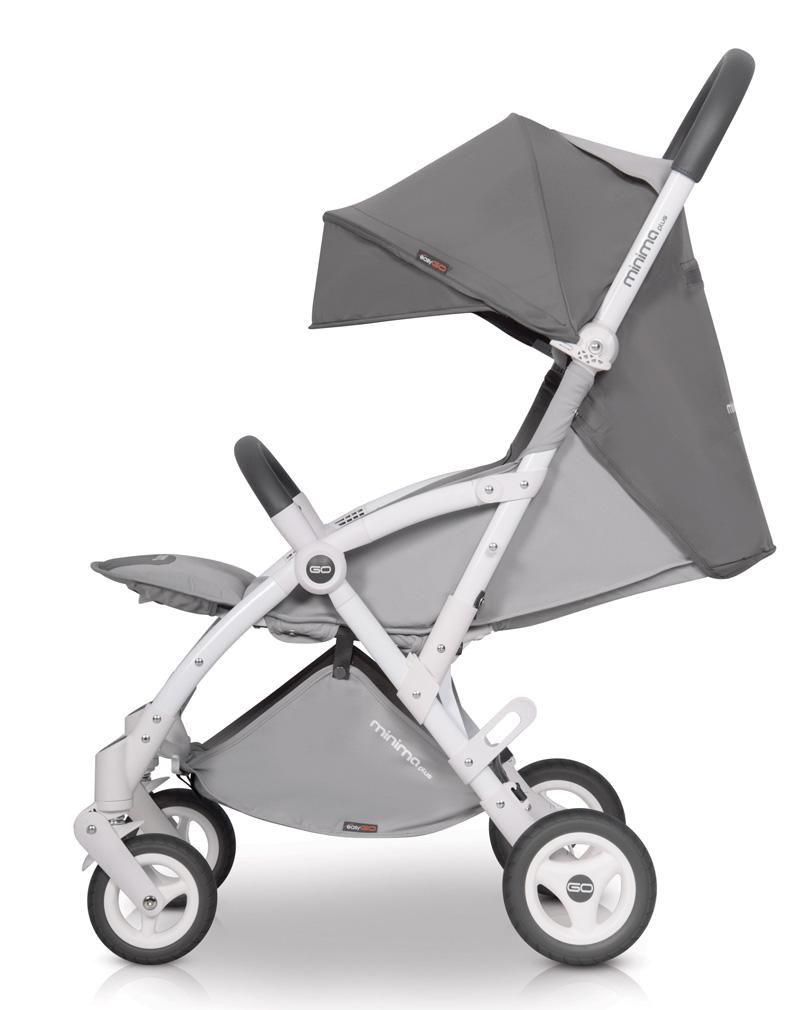 easy go minima plus wózek spacerowy