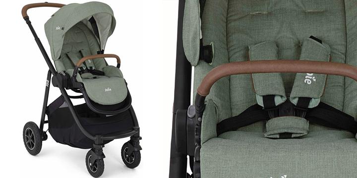 joie versatrax wózek 2w1