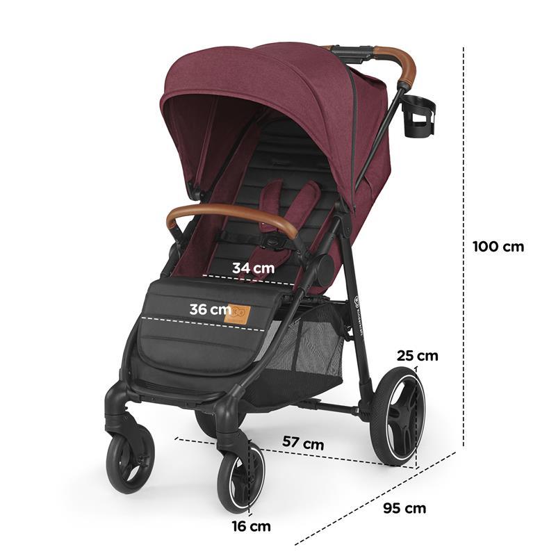 kinderkraft grande 2020 wózek spacerowy