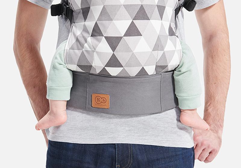 kinderkraft nino nosidełko ergonomiczne