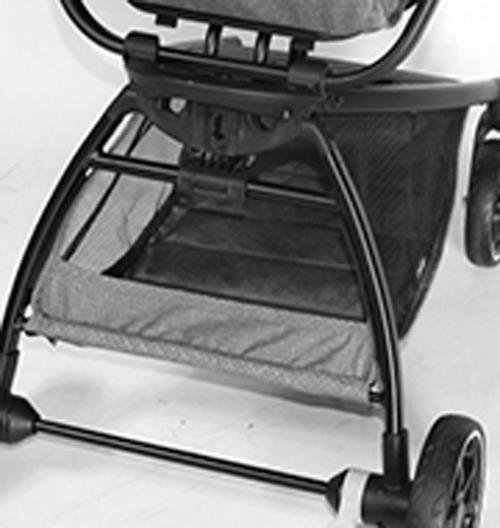 bertoni lorelli sport wózek spacerowy