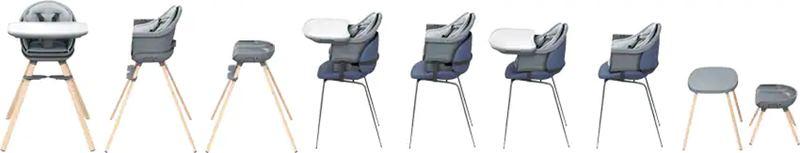 maxi cosi moa krzesełko 8w1