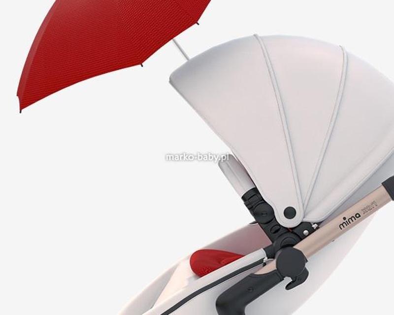 mima parasolka do wózka