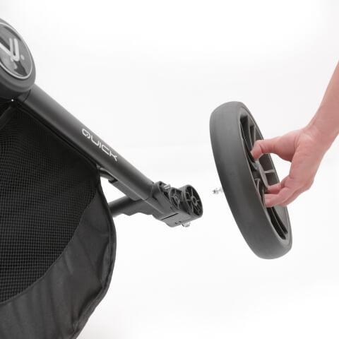 muuvo quick 2 wózek spacerowy