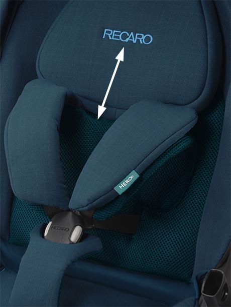 recaro sadena / celona siedzisko do wózka