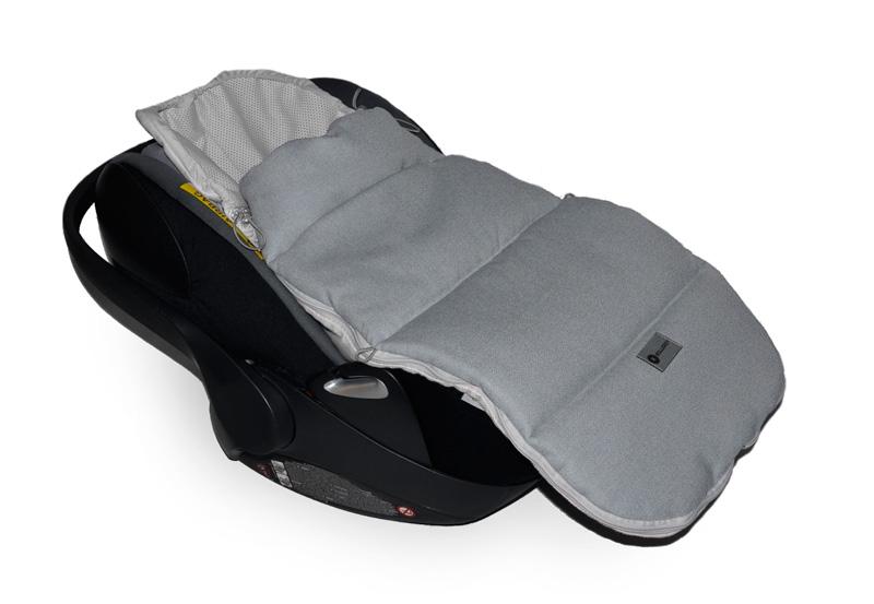 rollersy śpiworek do fotelików samochodowych i wózków