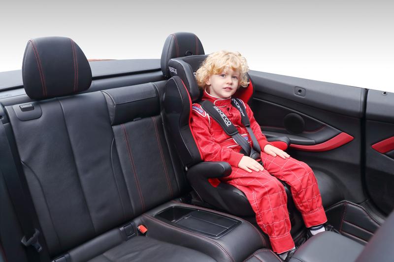 sparco sk700 fotelik samochodowy