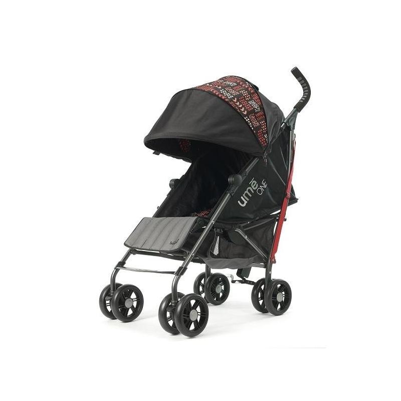 summer infant ume one wózek spacerowy red