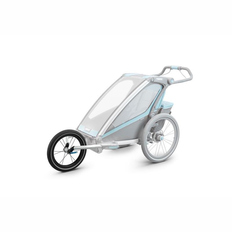 thule chariot sport 2/ cross 2 / lite 2 / cab koło zestaw do joggingu