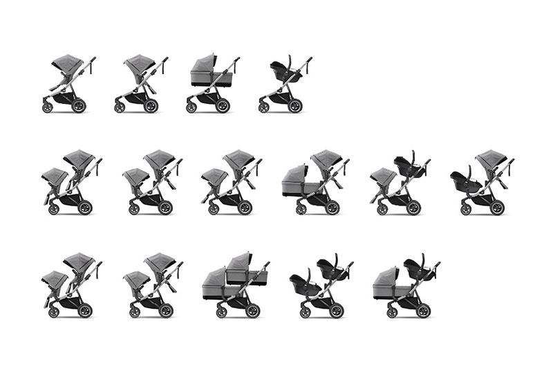 Thule Sleek wózek wielofunkcyjny