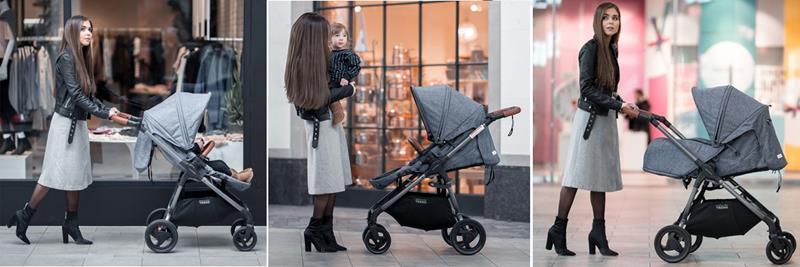 valco baby snap 4 ultra trend wózek spacerowy